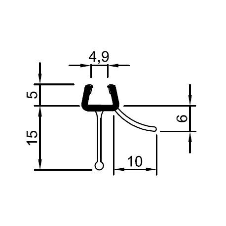 Water deflector