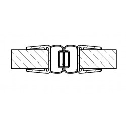 Profil set 180°
